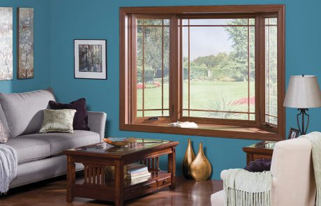 Wood Windows - Bay Windows