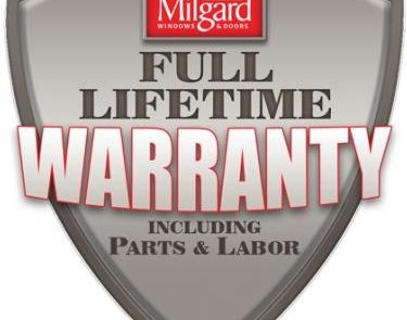 Milgard Windows warrantu